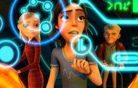 3 von oben: Geschichten aus Arcadia, Staffel 1
