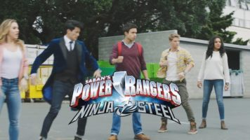 Power Rangers Ninja Steel​